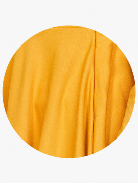 Round Neck Yellow T-Shirt