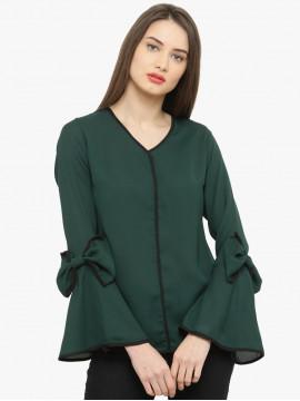 Formal Green Top
