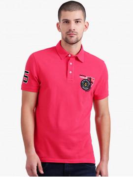 Round Neck Collar Tshirt