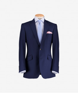 Men's Poly Viscose Blazer